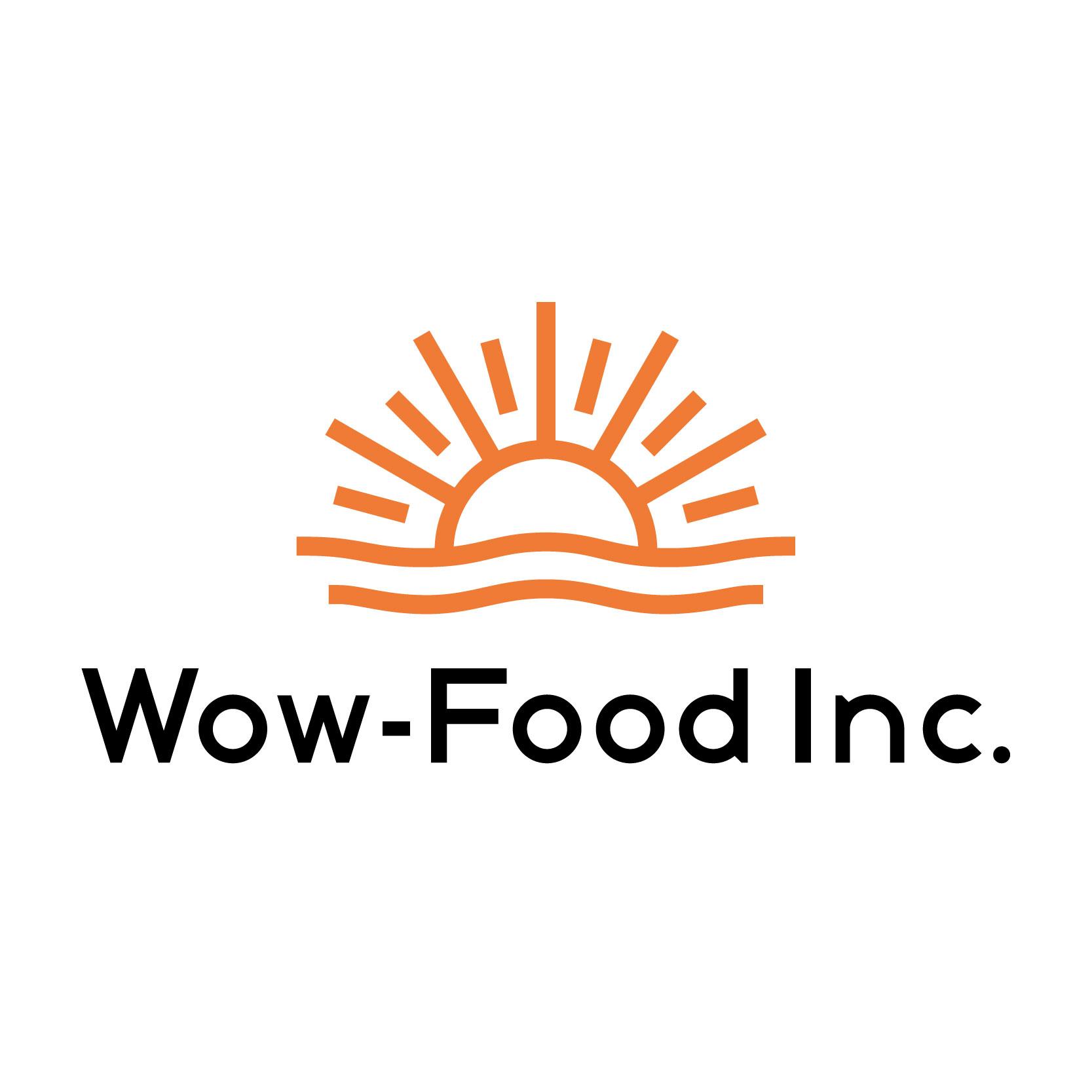 Wow-Food株式会社の企業ロゴ