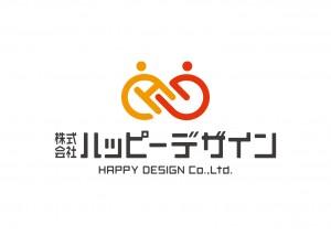 株式会社ハッピーデザインの企業ロゴ