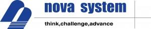 ノバシステム株式会社の企業ロゴ