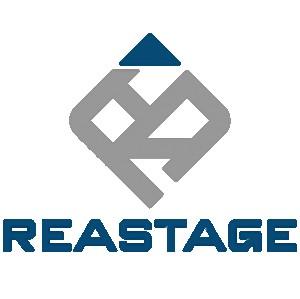 株式会社リアステージの企業ロゴ